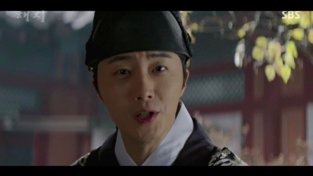 2019 3 11 Jung Il-woo in Haechi Episode 9. 51