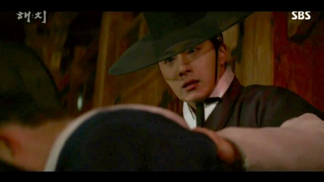 2019 3 11 Jung Il-woo in Haechi Episode 9. 61
