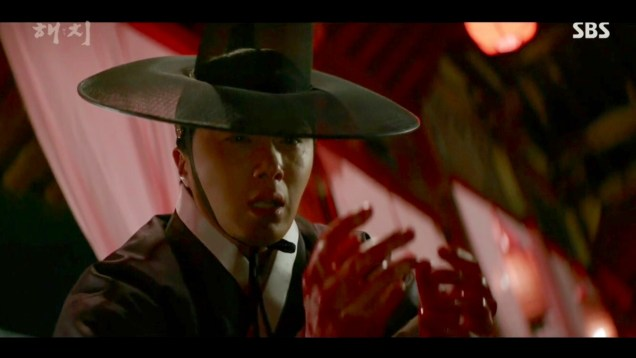 2019 3 11 Jung Il-woo in Haechi Episode 9. 64