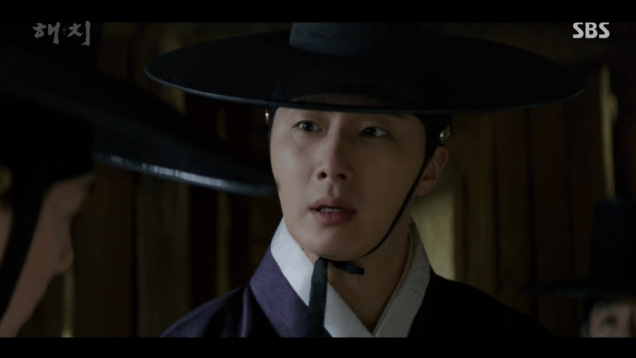 2019 3 11 Jung Il-woo in Haechi Episode 9. 66