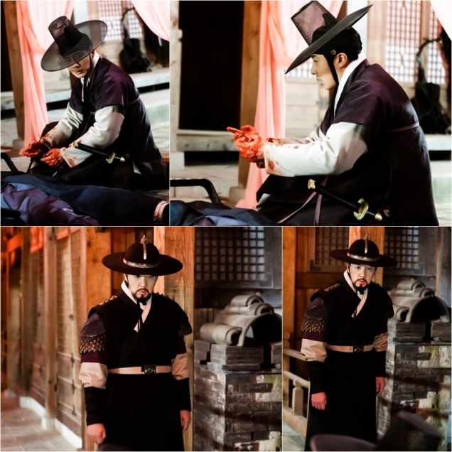 2019 3 11 Jung Il-woo in Haechi Episode 9. Behind the Scenes. 1.jpg