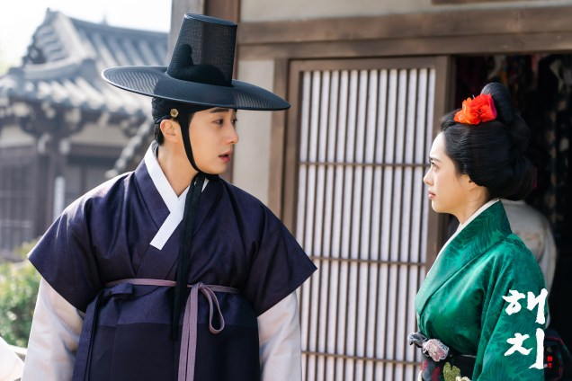 2019 3 11 Jung Il-woo in Haechi Episode 9. Behind the Scenes. 3.jpg
