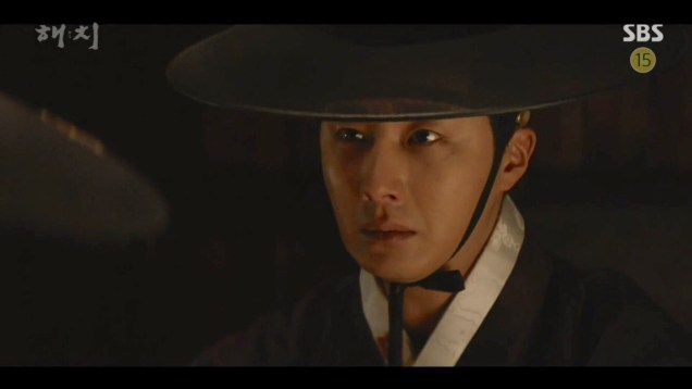 2019 3 12 Jung Il-woo in Haechi Episode 10. 15