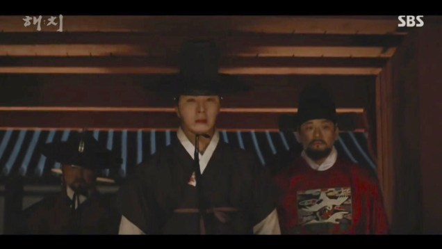 2019 3 12 Jung Il-woo in Haechi Episode 10. 25