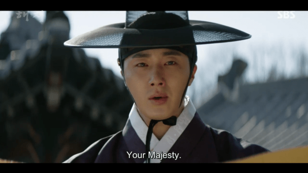 2019 3 12 Jung Il-woo in Haechi Episode 10. 44