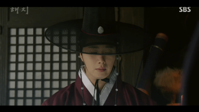 2019 3 12 Jung Il-woo in Haechi Episode 10. 48