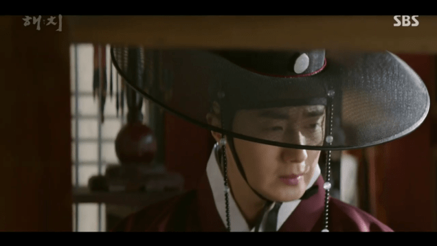 2019 3 12 Jung Il-woo in Haechi Episode 10. 55