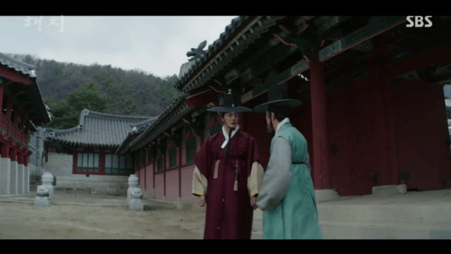 2019 3 12 Jung Il-woo in Haechi Episode 10. 62