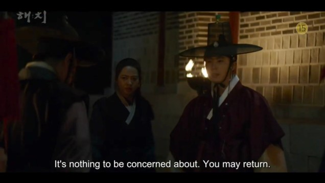 2019 3 12 Jung Il-woo in Haechi Episode 10. 78