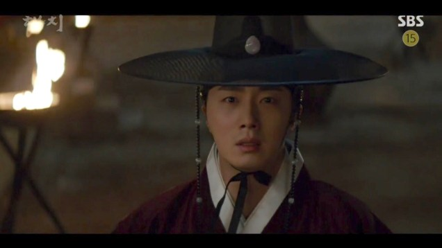 2019 3 12 Jung Il-woo in Haechi Episode 10. 81