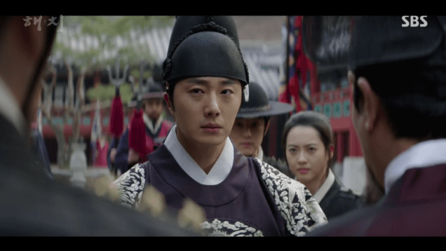 2019 3 12 Jung Il-woo in Haechi Episode 10. 92
