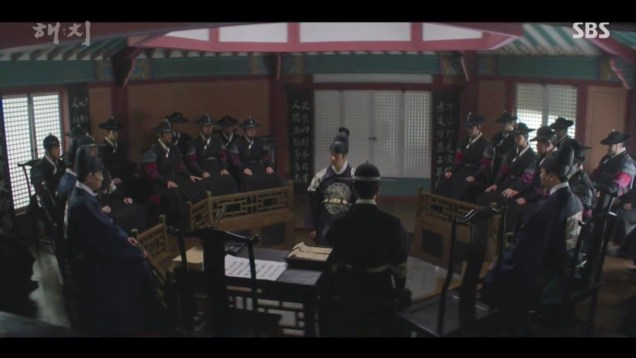 2019 3 12 Jung Il-woo in Haechi Episode 10. 94