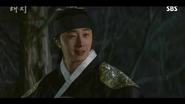2019 3 18. Jung Il-woo in Haechi Episode 11. Cr. SBS 100