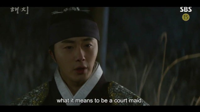 2019 3 18. Jung Il-woo in Haechi Episode 11. Cr. SBS 103