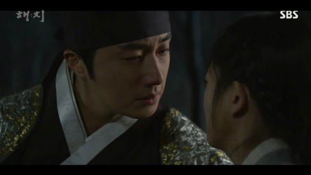 2019 3 18. Jung Il-woo in Haechi Episode 11. Cr. SBS 110