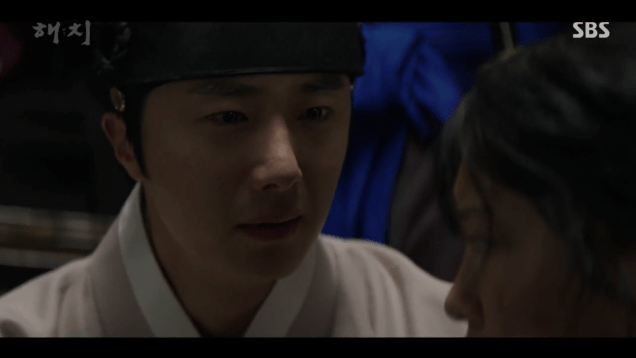 2019 3 18. Jung Il-woo in Haechi Episode 11. Cr. SBS 14