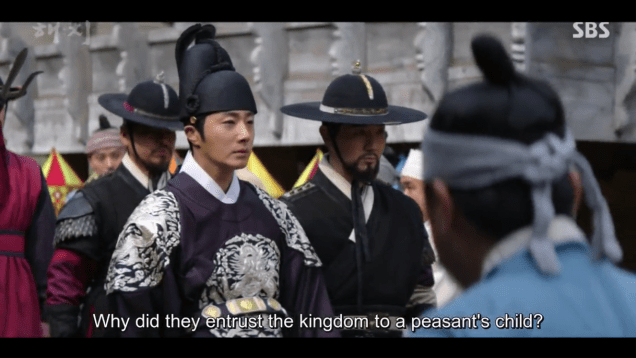 2019 3 18. Jung Il-woo in Haechi Episode 11. Cr. SBS 22