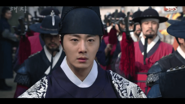 2019 3 18. Jung Il-woo in Haechi Episode 11. Cr. SBS 26