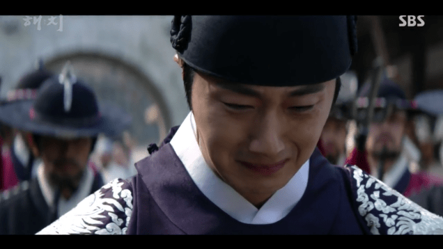 2019 3 18. Jung Il-woo in Haechi Episode 11. Cr. SBS 28
