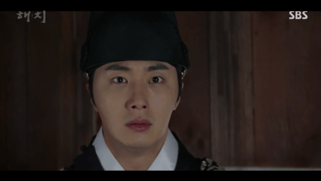 2019 3 18. Jung Il-woo in Haechi Episode 11. Cr. SBS 34