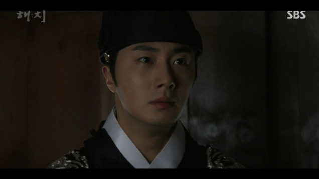 2019 3 18. Jung Il-woo in Haechi Episode 11. Cr. SBS 36