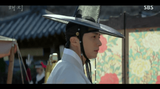 2019 3 18. Jung Il-woo in Haechi Episode 11. Cr. SBS 48