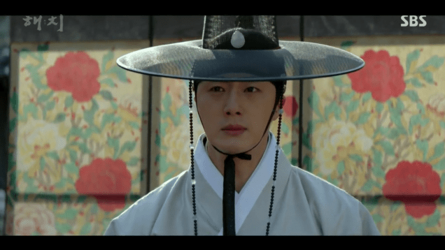 2019 3 18. Jung Il-woo in Haechi Episode 11. Cr. SBS 56