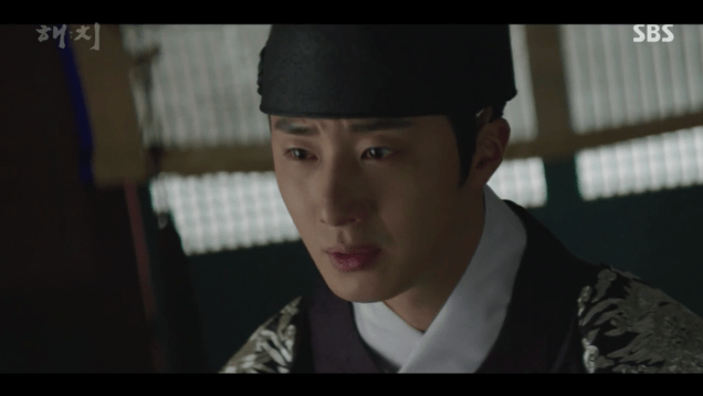 2019 3 18. Jung Il-woo in Haechi Episode 11. Cr. SBS 57