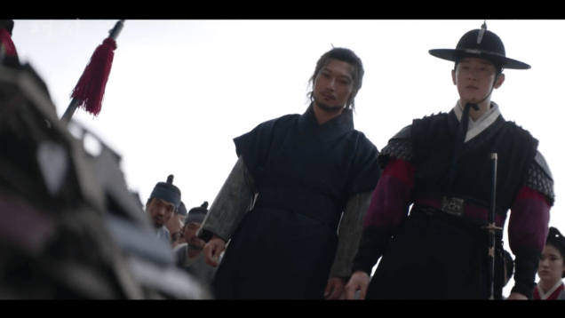 2019 3 18. Jung Il-woo in Haechi Episode 11. Cr. SBS 67