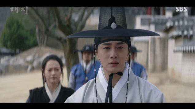 2019 3 18. Jung Il-woo in Haechi Episode 11. Cr. SBS 79