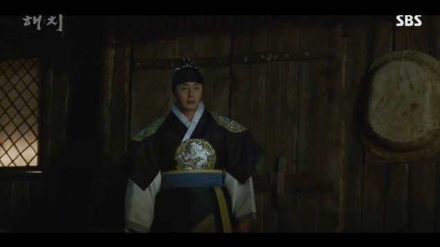 2019 3 18. Jung Il-woo in Haechi Episode 11. Cr. SBS 91