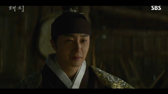 2019 3 18. Jung Il-woo in Haechi Episode 11. Cr. SBS 93
