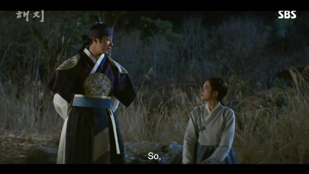 2019 3 18. Jung Il-woo in Haechi Episode 11. Cr. SBS 98