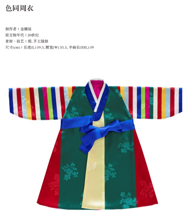 2019 3 29 Korean Traditional Costume Exhibit at the China Silk Museum in China.  15.jpg
