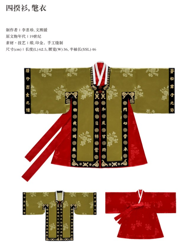 2019 3 29 Korean Traditional Costume Exhibit at the China Silk Museum in China.  25.jpg
