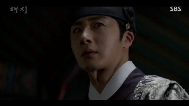 2019 3 31 Jung Il-woo in Haechi Episode 13 (25-26) 14