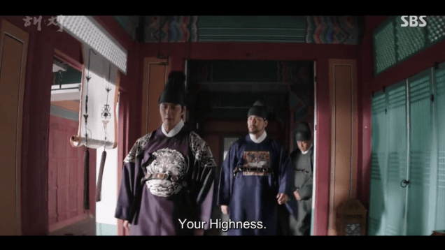 2019 3 31 Jung Il-woo in Haechi Episode 13 (25-26) 15