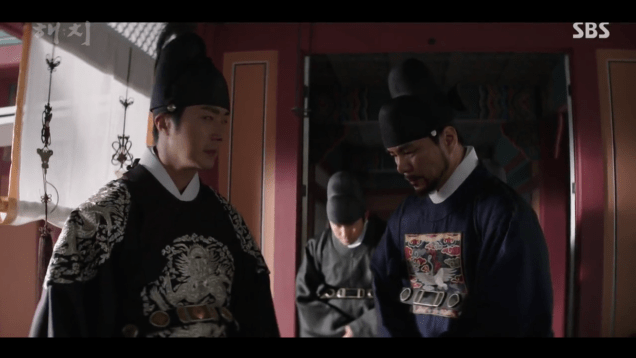 2019 3 31 Jung Il-woo in Haechi Episode 13 (25-26) 17