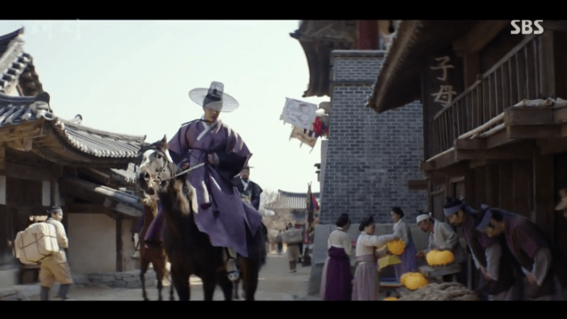 2019 3 31 Jung Il-woo in Haechi Episode 13 (25-26) 18