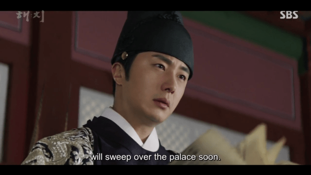 2019 3 31 Jung Il-woo in Haechi Episode 13 (25-26) 27