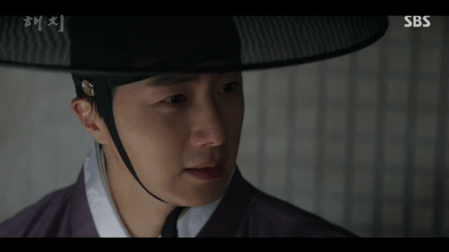 2019 3 31 Jung Il-woo in Haechi Episode 13 (25-26) 3