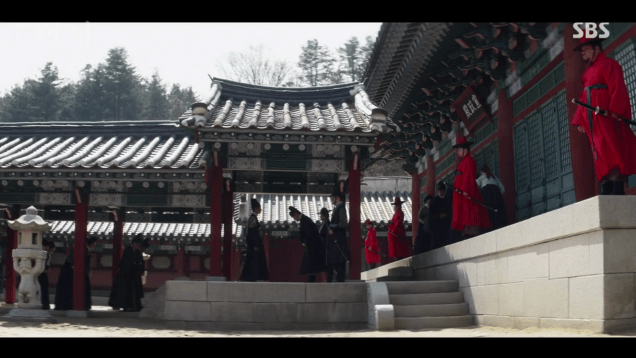 2019 3 31 Jung Il-woo in Haechi Episode 13 (25-26) 32