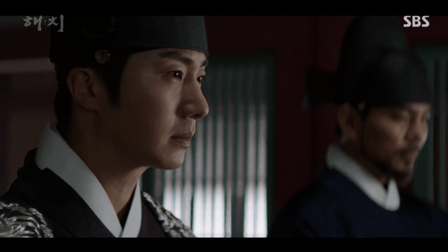 2019 3 31 Jung Il-woo in Haechi Episode 13 (25-26) 35