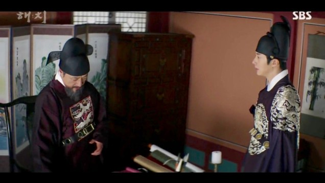 2019 3 31 Jung Il-woo in Haechi Episode 13 (25-26) 44