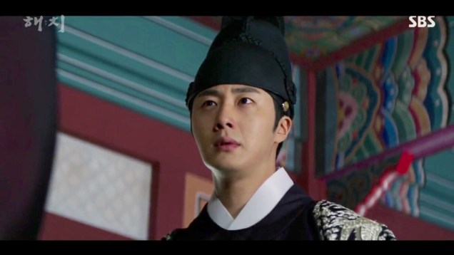 2019 3 31 Jung Il-woo in Haechi Episode 13 (25-26) 46