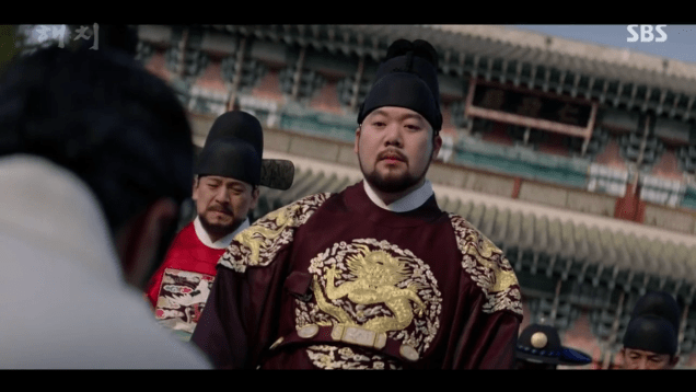 2019 3 31 Jung Il-woo in Haechi Episode 13 (25-26) 97