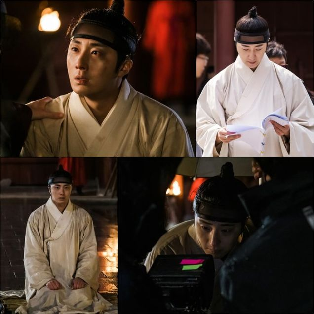 2019 3 31 Jung Il-woo in Haechi Episode 13 (25-26) Website Photos and Behind the Scenes.  9.jpg