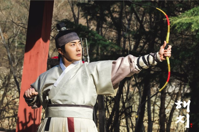 2019 3 8 Jung Il-woo in Haechi Episode 7. Website Photos. 4