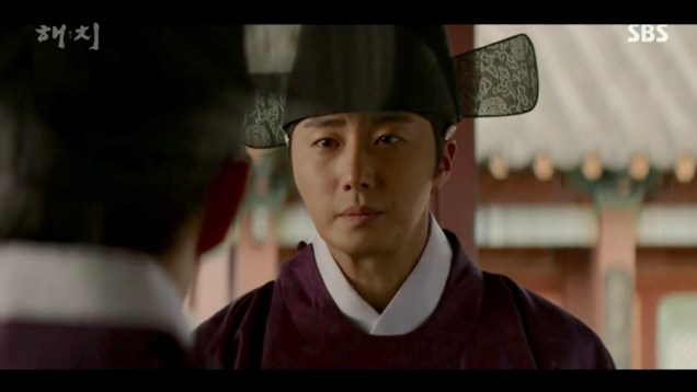 2019 3 8 Jung Il-woo in Haechi Episode 8. 19