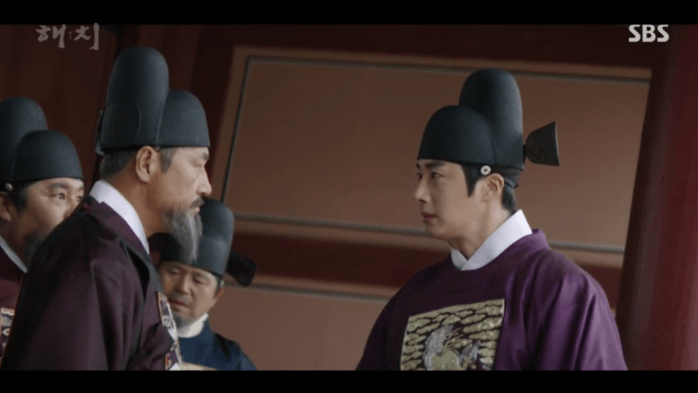 2019 3 8 Jung Il-woo in Haechi Episode 8. 23